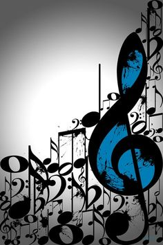 "Maxwell Dickson ""Music Notes"" Graphic Art on Canvas Size: Musik Wallpaper, Wallpaper Backgrounds, Wallpapers, Musica Love, Music Drawings, Foto Blog, Notes Design, Praise And Worship, Music Lessons"