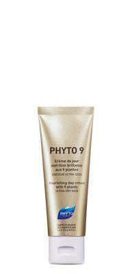 PHYTO 9 - Regenerierende Haartagescreme mit 9 Pflanzen - SEHR TROCKENES HAAR