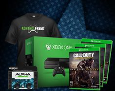 Win awesome prizes like Call of Duty: Advanced Warfare or an Xbox One Console!