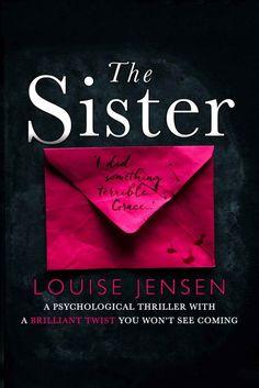 Resultado de imagen de libro la hermana louise jensen reseña