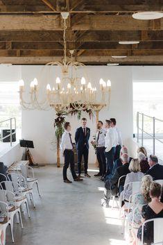 Tim & Danielle wedding at The Stone Cellar