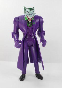 "Batman Brave & Bold - The Joker - Action Toy Figure - DC Comics 2 - 5 "" Tall"