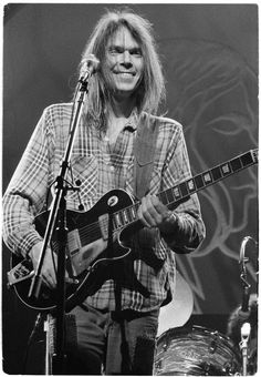 Neil Young - grunge before grunge was cool