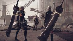 Nier Automata's Souls-like Android system detailed, PC version almost certainly delayed