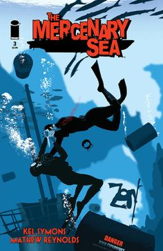The Mercenary Sea #3 - Between the Devil and the Deep Blue Sea (Issue)