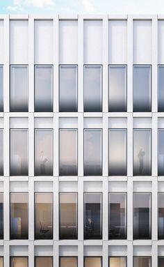Baufeld D | Europaallee - | Roel van der Zeeuw | Architect |
