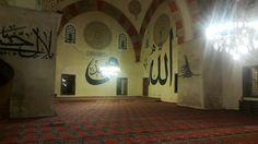 Edirne eski cami ask