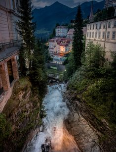 15 Best Places to Visit in Austria - Page 13 of 15 - The Crazy Tourist - Austria - Bad Gastein, Austria - Places Around The World, Oh The Places You'll Go, Cool Places To Visit, Places To Travel, Travel Destinations, Around The Worlds, Austria Destinations, Travel Tips, Travel Hacks