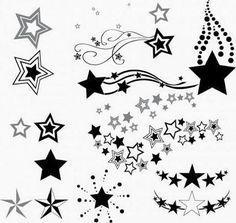 I like everything but the bottom left stars.