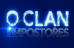 O CLAN DOS IMPOSTORES  é unha aposta da canle pública galega polo formato talent show, onde un grupo fixo de cinco persoas, moi coñecidas pola audiencia, percorrerá toda Galicia na busca de experiencias únicas.     O Clan dos Impostores é un desafío onde se compartan emocións, sorpresas, solidariedade e moita diversión.  http://www.crtvg.es/tvg/programas/o-clan-dos-impostores