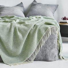Norwegian Wools for Comforting Homes by Røros Tweed Tweed, Home Accessories, Comforters, Weaving, Cabin, Wool, Blanket, Lifestyle, Bedroom