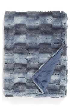 Nordstrom at Home Nordstrom at Home 'Lien' Faux Fur Throw available at #Nordstrom