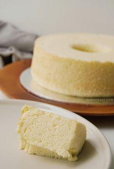 Coconut Milk Chiffon Cake Recipe Pinner Coconut Milk Chiffon Cake Recipe Image Size 540 x 800 Board Coconut Milk Cake Recipe, Recipes Using Coconut Milk, Coconut Sponge Cake, Coconut Milk Desserts, Fig Cake, Rhubarb Desserts, Sponge Cake Recipes, Asian Sponge Cake Recipe, Refreshing Desserts