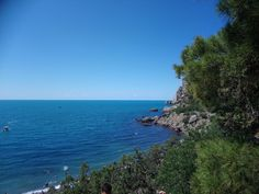Царский пляж, Голубая бухта. (Крым)