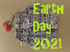 """The idea started yesterday when I was reading an article by Handwoven editor Susan Horton, """"WIFs for Earth Day Weaving"""", with a call to plan or weave a project that's good for the planet. I realized that If I make one hexagon every day until Earth Day (April 22, 2021), I will have seven hexagons to make a flower table topper! I will use this post to track the daily progress on my earth friendly weaving for the week to come … Recycled Plastic Bags, Recycled Yarn, Holiday Ornaments, Holiday Gifts, Basket Weaving, Hand Weaving, Daily Progress, Hemp Yarn, Flower Table"""