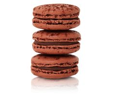 Ladurée Sweets: Pure Peru Chocolate Macaron