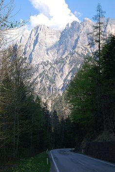 Ennstaler Alpen, Gesäuse National Park, Austria