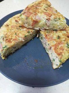 Tortilla Quiche, Bacon, Breakfast, Recipes, Food, Food Cakes, Morning Coffee, Recipies, Essen
