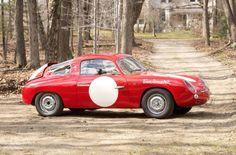 1959 Fiat-Abarth 750 Zagato - Silodrome