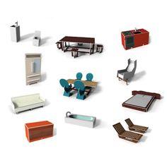 Dylan Furniture | Cooper-Hewitt Shop 15-