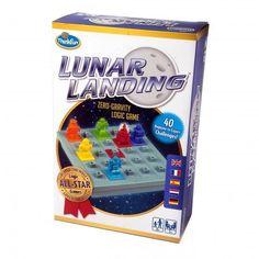 Jeu de logique - Lunar Landing