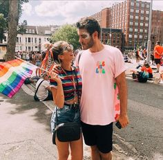 We went to Brighton yesterday with friends and family! It was such a beautifully positive day bringing everyone together to… Brighton Pride, Sugg Life, Zoe Sugg, Pride Outfit, Zoella, Celebs, Celebrities, Summer Looks, Cute Couples