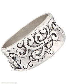 Take command of the rolling tide. #Sterling #Silver. #Silpada #Jewelry #Ring