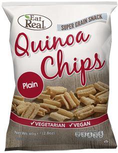 Eat Real | Quinoa Plain Chips