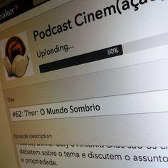 Podcast 62 no ar!!