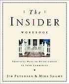 The insider workbook : bringing the kingdom of God into your everyday world #KingdomofGod March 2014