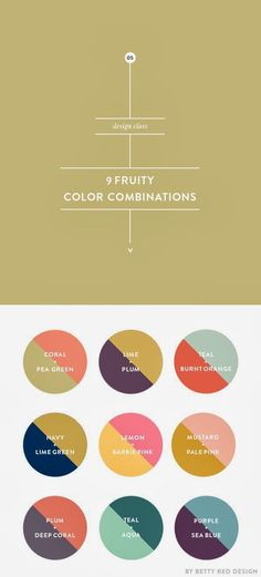 9 Fruity Color Combinations for design projects Betty Red Design Colour Pallete, Colour Schemes, Color Patterns, Color Palettes, Retro Color Palette, Color Schemes For Websites, Website Color Palette, Graphic Design Inspiration, Color Inspiration