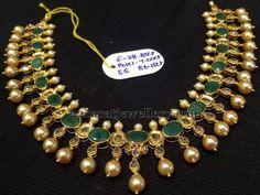 Emeralds Uncuts Set 40gms