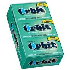 Wrigley's Orbit Sweet Mint Gum