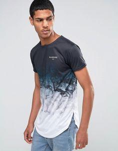 Illusive London T-Shirt With Gradient Haze Print 0519fd3ca5e