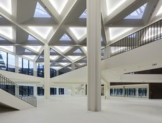 Gallery of Convention Centre Strasbourg / Dietrich | Untertrifaller Architects + Rey-Lucquet et associés - 5