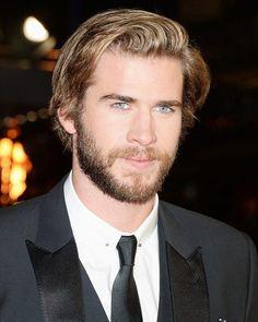He is sooooo good looking!!! #liamhemsworth#liam#Hemsworth#actor#ausie#handesome#australia#hollywood#hunk#eyes#blue#beautiful#beard#nice by danyleesnow http://www.australiaunwrapped.com/ #AustraliaUnwrapped