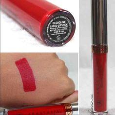 "ABH liquid lipstick in ""bloodline"" Brand new in box never used Anastasia Beverly Hills Sephora Makeup Lipstick"