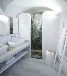 19th Century Sea Captainu0027s Home Converted Into Modern Santorini Cave