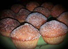 Ha finomság kell: kürtöskalács muffin! Nagyon finom és egyszerű