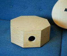 Wood Snare Drum / DIY Cajon Snare