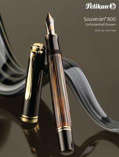 Pelikan M800 Tortoiseshell Brown