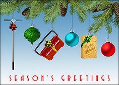 Customize Window Washing Christmas Cards Online   Ziti Cards
