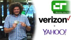 Crunch Report | Verizon Buys Yahoo