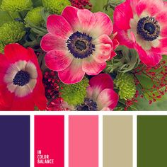 color palette - color love