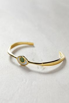 Vision Cuff by Maker's Circle #anthroregistry... If I only had an extra $248 lying around...