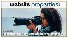 Internet Business For Sale: Dropship Products and Business Resources for Photographers. Since its inception in this company has built a unique and comprehensive e-commerce resource for professional wedding and portrait photogra Sell Your Business, Online Business, Sales Strategy, Business Website, Photography Business, Business Marketing, Seattle, Channel, Facebook