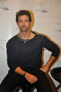 Hrithik Roshan Lanches Krrish 3 Special Jewellery.