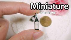 미니어쳐 와인병 만들기 Miniature * Wine Bottle