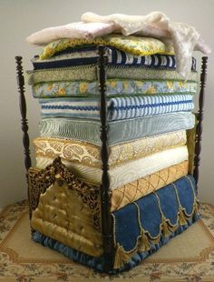 Pic 2 of 2 ~ Princess and the Pea Bed, by Ruth Bradley