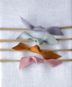 little crane headbands